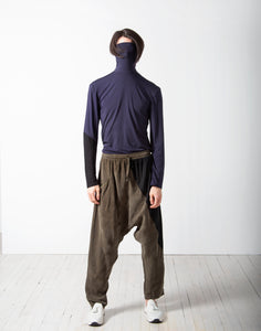 Bamboo turtleneck- homme