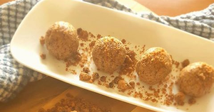 Peanut Butter Cookie Balls