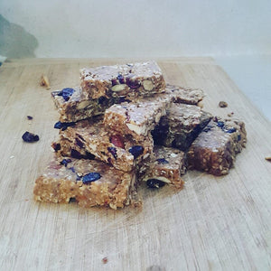 Nut Butter Bars - Great Kids Lunchbox Idea