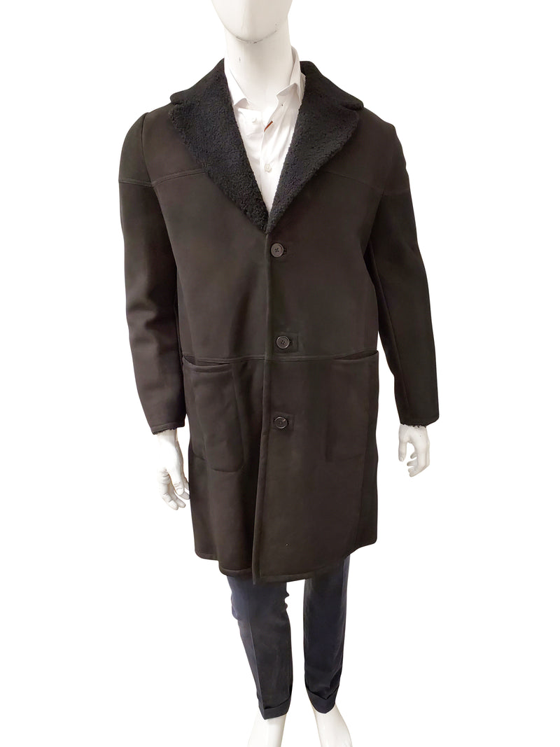 THE ROW ROWAN COAT - ACCESSX
