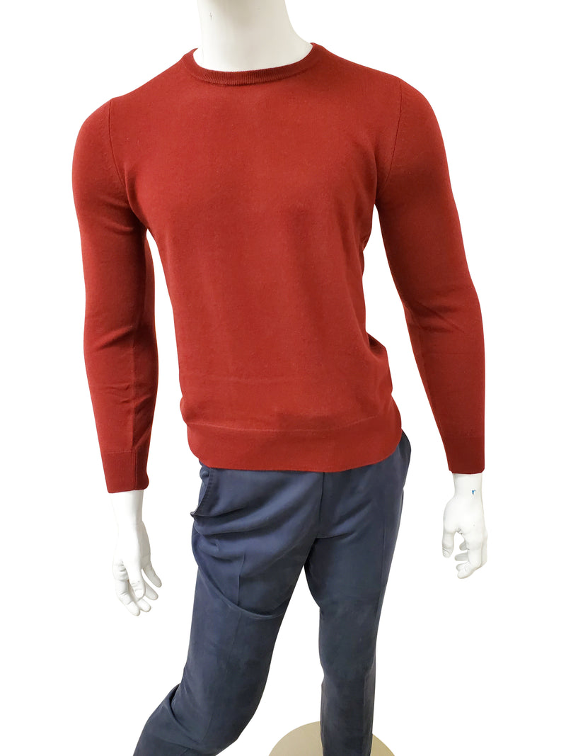 THE ROW NEW OLIVIER TOP SWEATER - ACCESSX