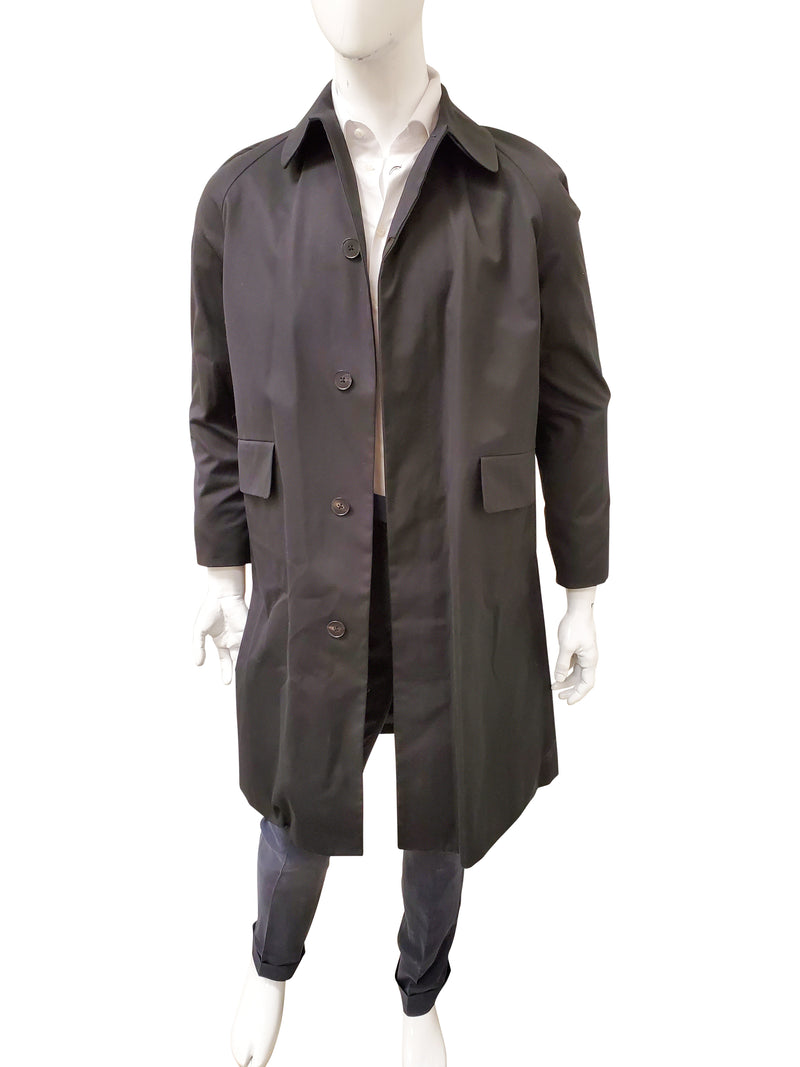 THE ROW LUCIAN MAC COAT - ACCESSX