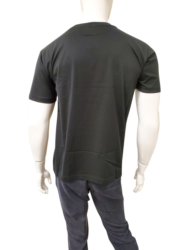 THE ROW T SHIRT IN BLACK - ACCESSX