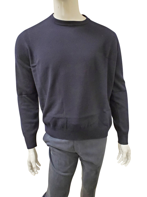 THE ROW BENJI C-NECK SWEATSHIRT - ACCESSX