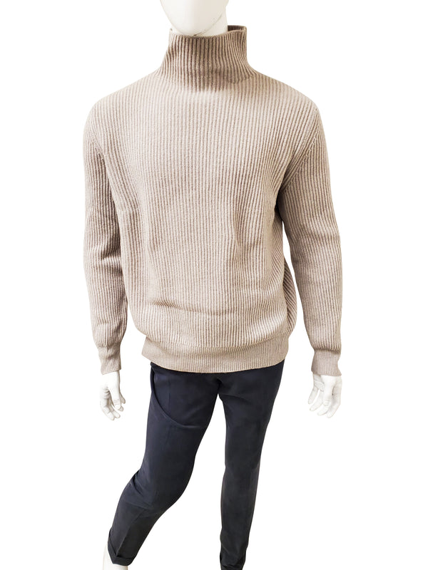 THE ROW JACKSON ROLL NECK SWEATER - ACCESSX