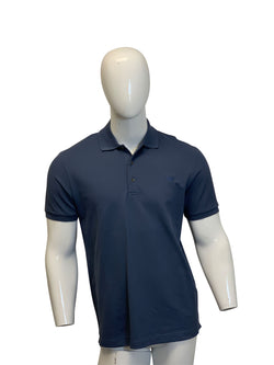 Bottega Veneta Mens Light Blue Polo T-Shirt - ACCESSX