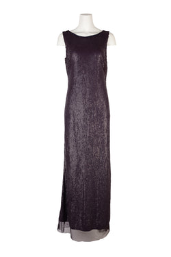 Tom Ford Womens Purple Sequin Gown - ACCESSX