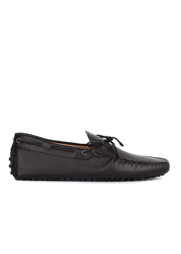 Tod's Mens Black Gommino Drivers - ACCESSX