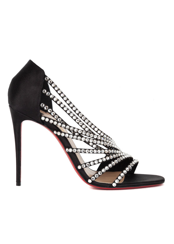 Christian Louboutin Womens Norina Embellished Sandals - ACCESSX
