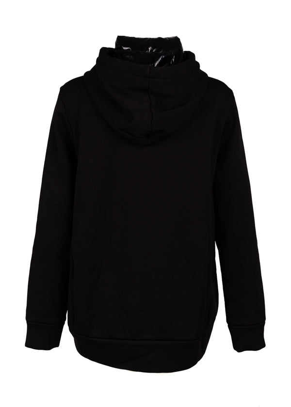 Moncler Grenoble Womens Black Maglia Sweatshirt - Tribeca Fashion House