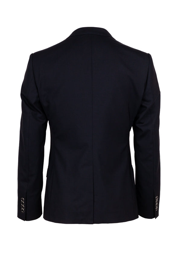 Dolce & Gabbana Mens Black Musical Patch Blazer - ACCESSX