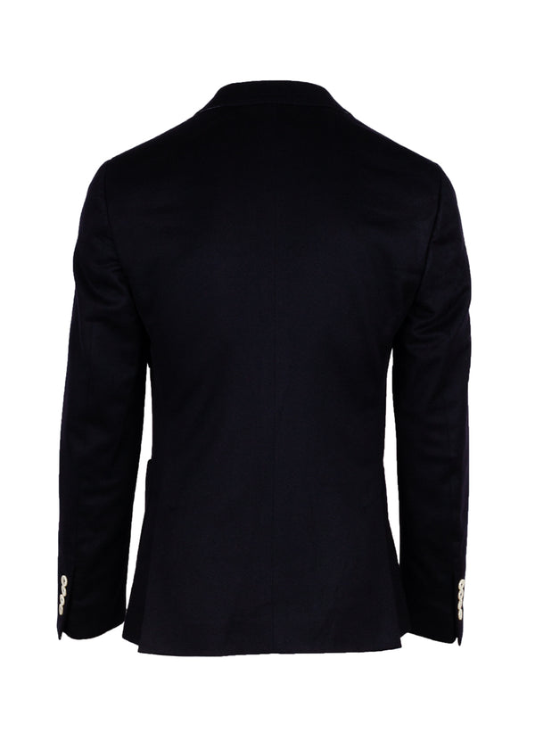 Dolce & Gabbana Mens Black Cashmere Blazer - Tribeca Fashion House