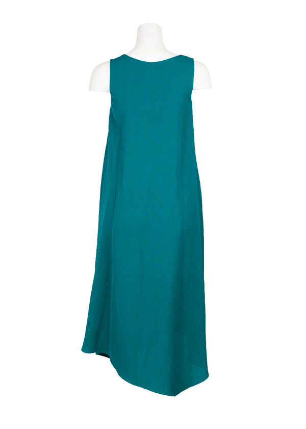 Salvatore Ferragamo Womens Jade Gancio Dress - Tribeca Fashion House