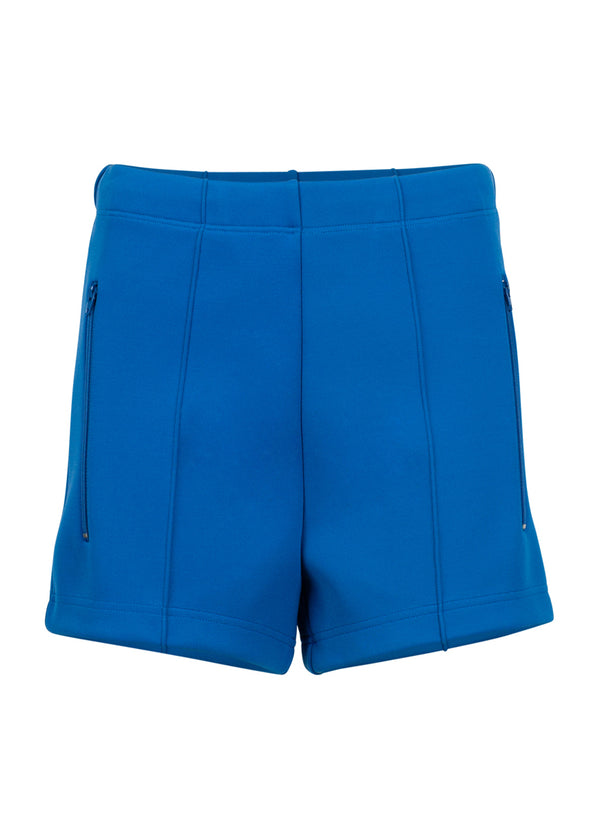 Balenciaga Womens Blue Shorts - ACCESSX