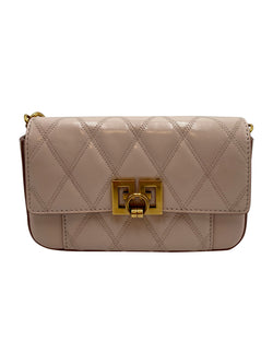 GIVENCHY GOATSKIN QUILTED MINI SHOULDER BAG - ACCESSX