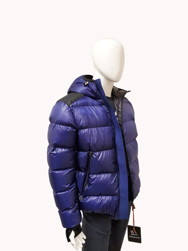 MONCLER GRENOBLE HINTERTUX QUILTED DOWN JACKET - ACCESSX