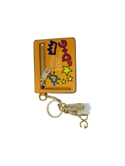 Dolce and Gabbana Womens Multi Colored Key Chain - ACCESSX