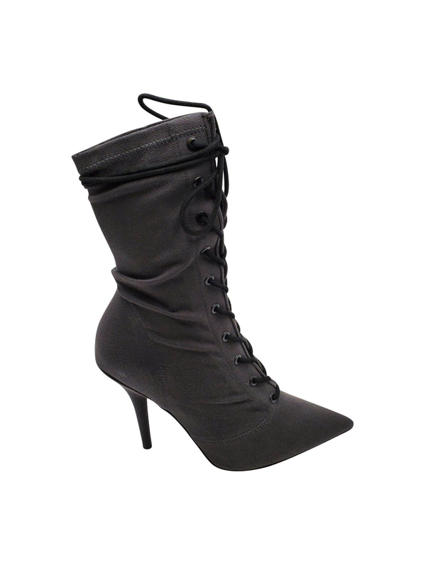 YEEZY LACE UP ANKLE BOOTS - ACCESSX