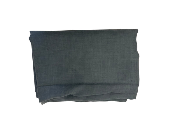 Tom Ford Mens Dark Grey Scarf - ACCESSX