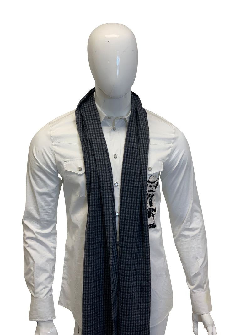 Tom Ford Mens Multicolored Scarf - ACCESSX