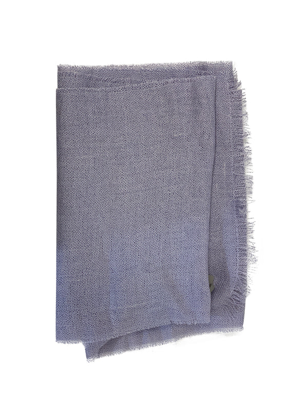 Tom Ford Mens Light Purple Scarf - ACCESSX