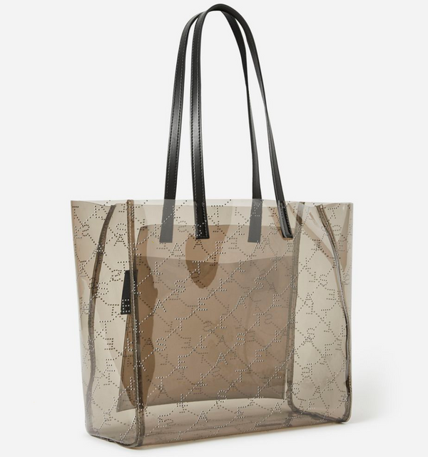 Stella McCartney Monogram Small Tote Bag - ACCESSX