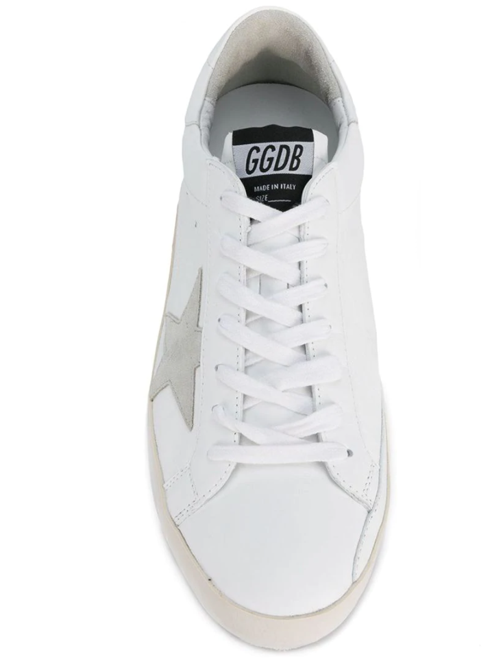 Golden Goose Superstar Sneaker - ACCESSX