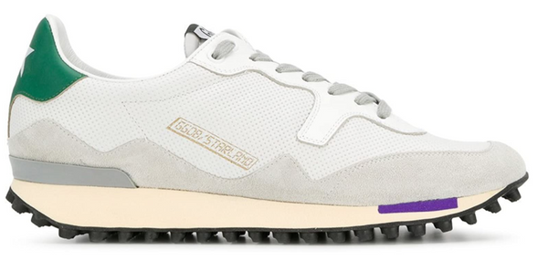 Golden Goose Multi Color Low Top Sneaker - ACCESSX