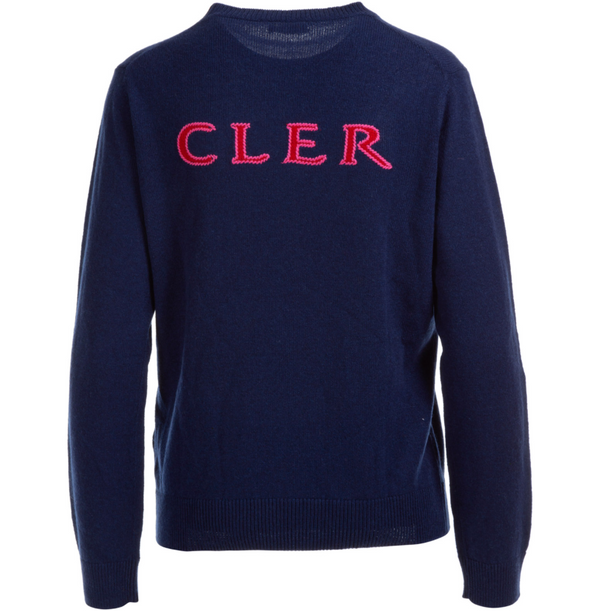 Moncler Crew Neck Jumper Sweater - ACCESSX
