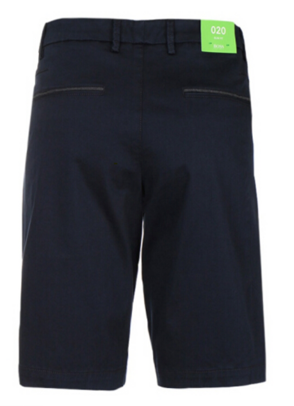 Hugo Boss Shorts in Navy - ACCESSX