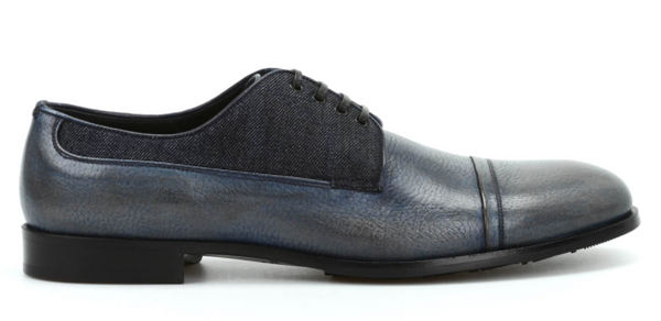 Dolce & Gabbana Sorrento Derby Shoes - ACCESSX