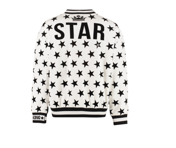 Dolce and Gabbana Mens Printed Cotton Sweatshirt - ACCESSX
