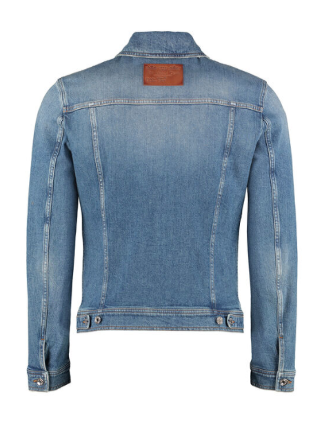 Dolce and Gabbana Mens Denim Jacket - ACCESSX