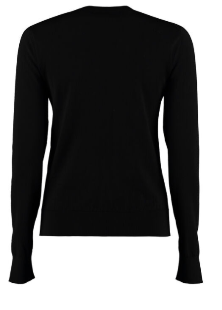 Dolce and Gabbana Womens Wool Crew-Neck Pullover - ACCESSX