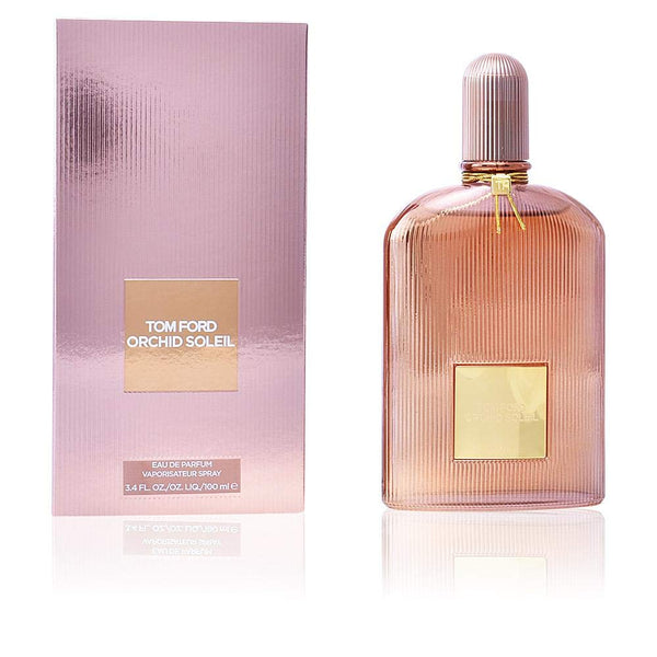 TOM FORD ORCHID SOLEIL EAU DE PARFUM Natural Spray 3.4 FL OZ - Tribeca Fashion House