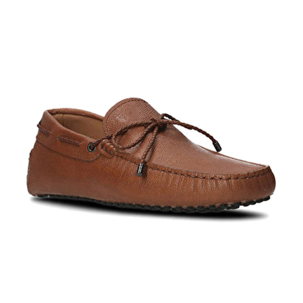 Tod's Mens Brown Gommino Drivers - ACCESSX