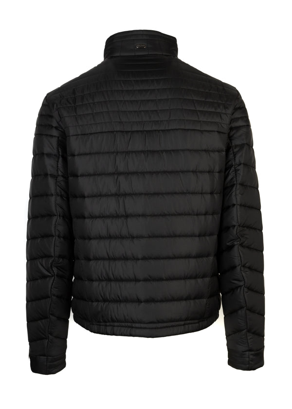 Hugo Boss Mens Black Thermo Jeon 1 Golf Down Lightweight Jacket - Tribeca Fashion House
