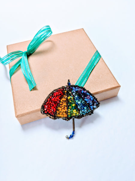Little Umbrella by Oksana