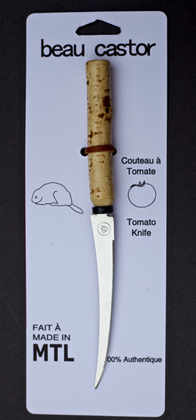 Beaver Stick - Tomato Knife