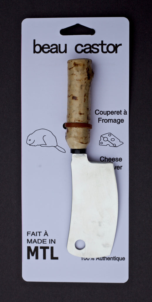 Beaver Stick - Cheese Cleaver