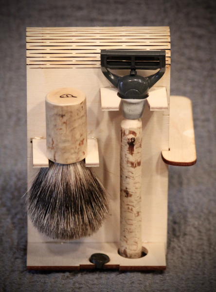 Cartridge Razor Set - Beaver Stick