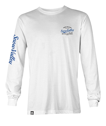 Retro Snow Valley Long Sleeve