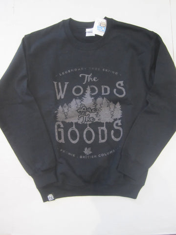 Woods Are The Goods Sweater