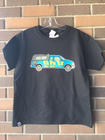 Giver Truck Youth T-Shirt