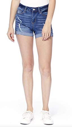 Judy Blue Megan Denim Shorts