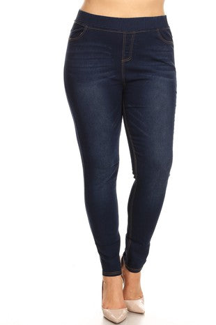 Perfect Jegging - Non Distressed+