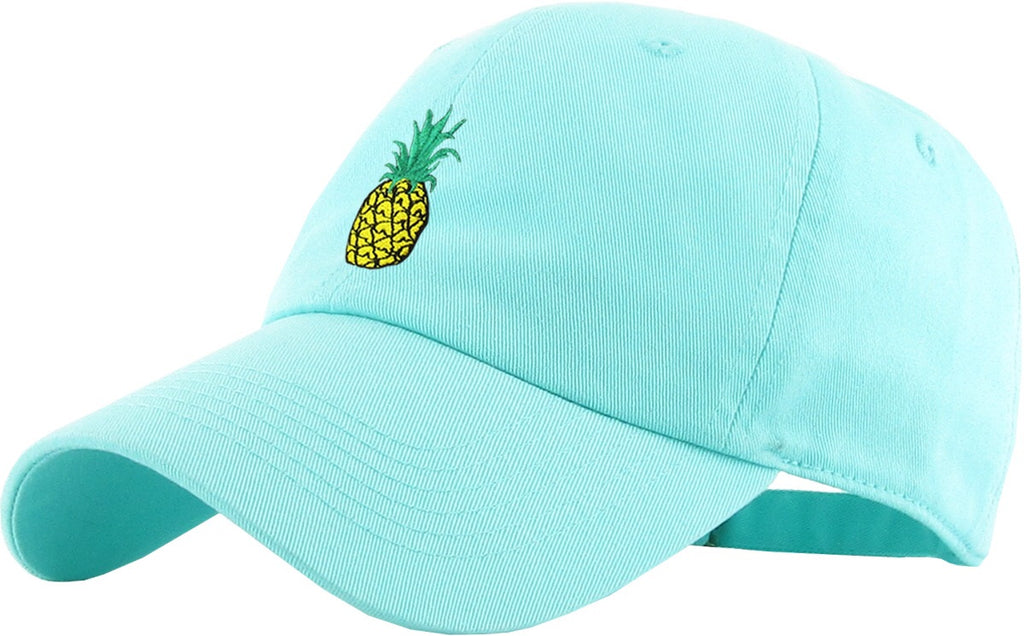 Pineapple icon hat - 3 colors!