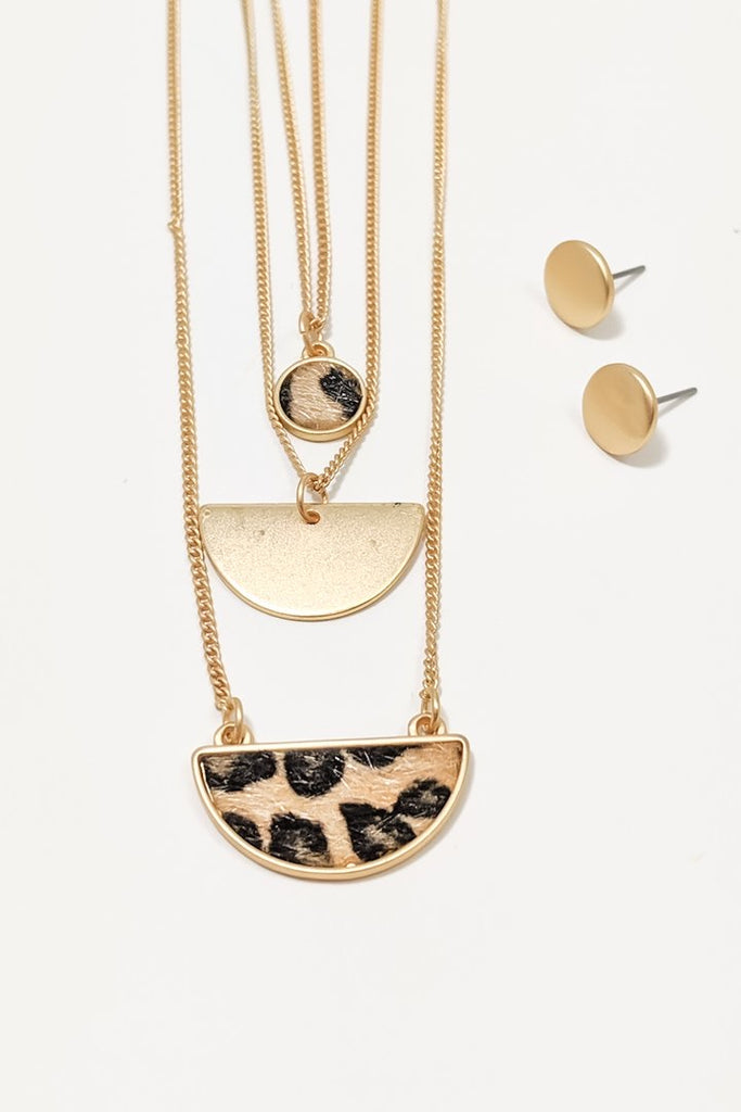 Carly Necklace Set