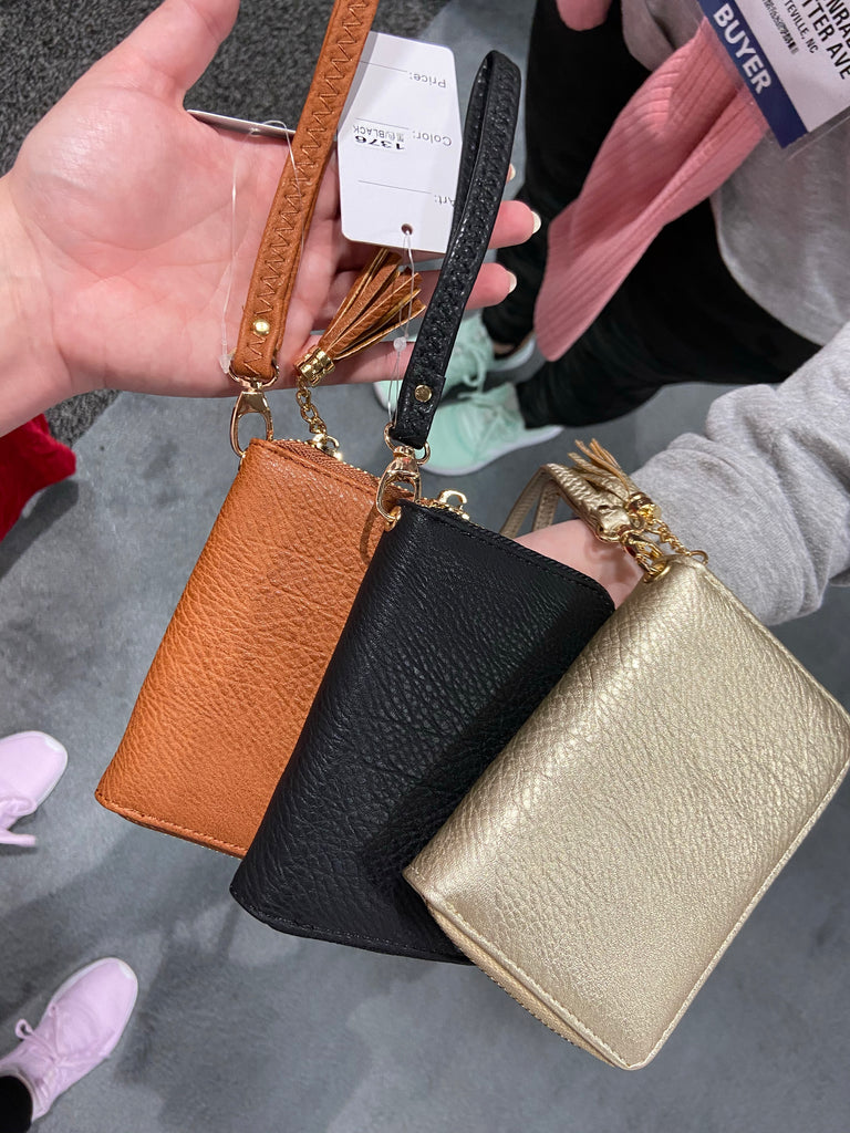 Christy Wallet - 3 Colors!