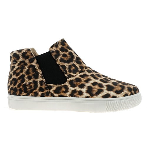 Leopard Traveler Sneakers